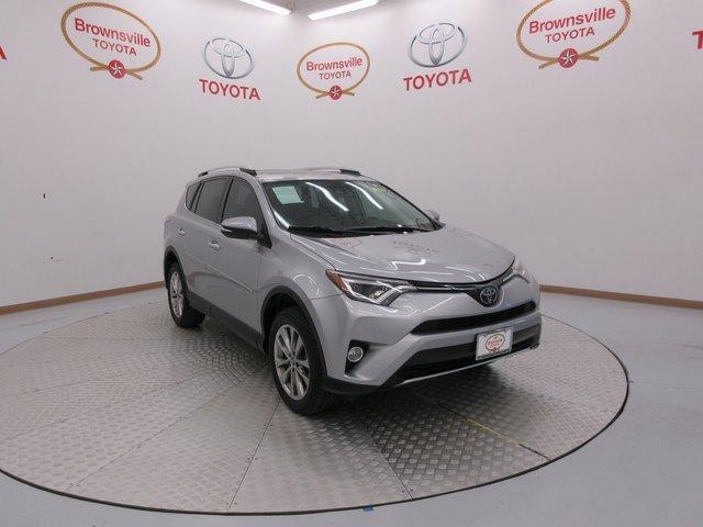 CPO 2016 Toyota RAV4 in Brownsville, TX