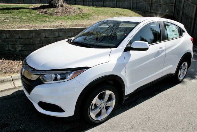 New 2020 Honda HR-V in High Point, NC