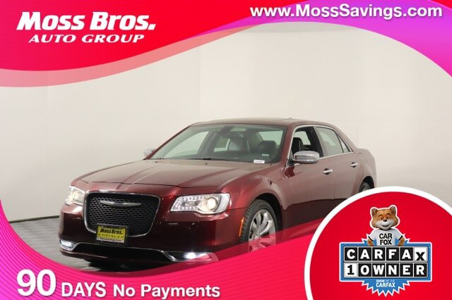 2020 Chrysler 300 Limited Limited RWD Regular Unleaded V-6 3.6 L/220 [7]