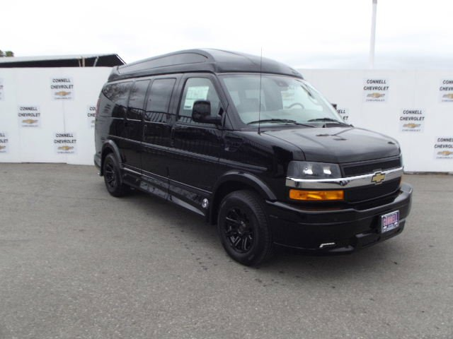 2019 Chevrolet 4x4 Express Van Conversion Work Van