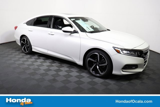 New 2020 Honda Accord Sedan in Ocala, FL