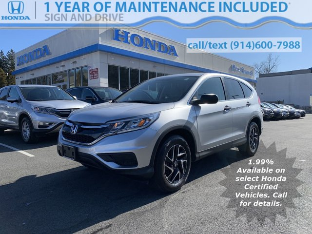 Used 2016 Honda CR-V in Yonkers, NY