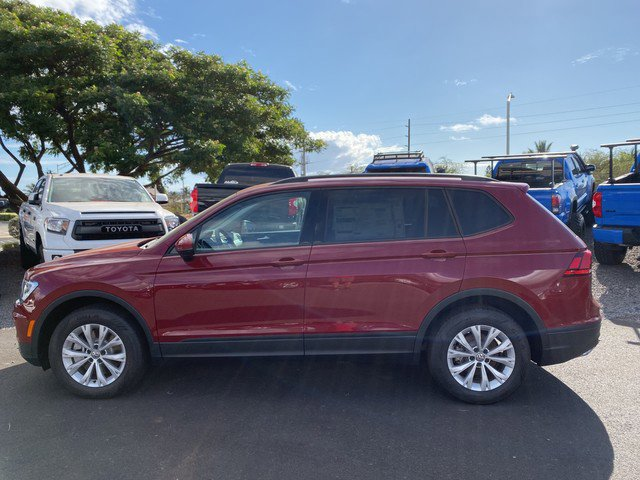 New 2019 Volkswagen Tiguan in Kihei, HI