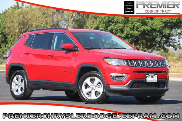 New 2020 Jeep Compass in Tracy, CA