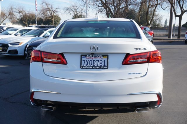 Used 2019 Acura TLX 3.5L SH-AWD