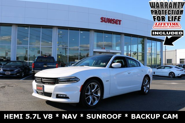 Used 2016 Dodge Charger in Sumner, WA