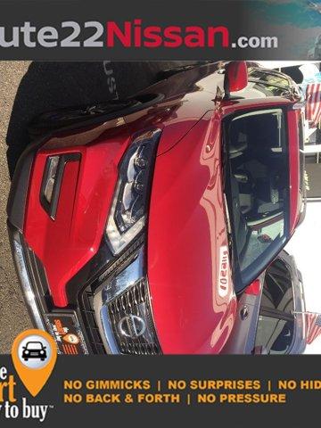 2017 Nissan Rogue SL 2017.5 AWD SL Regular Unleaded I-4 2.5 L/152 [1]