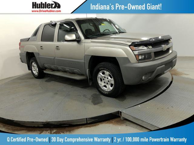 Used 2002 Chevrolet Avalanche in Indianapolis, IN