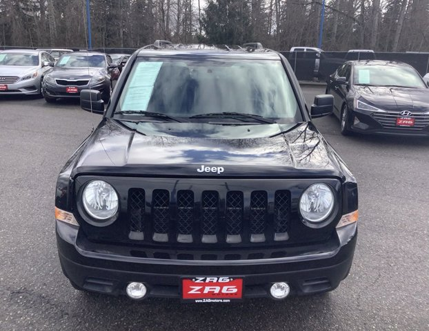2017 Jeep Patriot Latitude 4x4