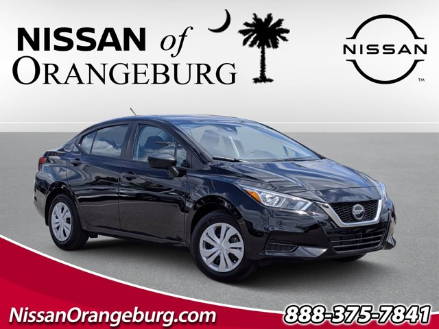 2020 Nissan Versa S S CVT Regular Unleaded I-4 1.6 L/98 [1]