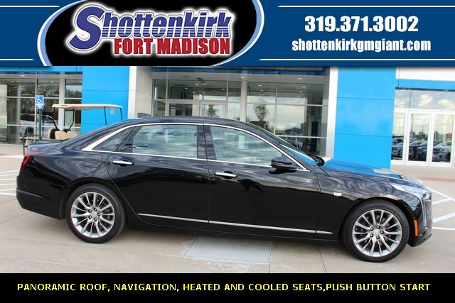 Used 2019 Cadillac CT6 in , TX