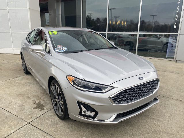 Used 2019 Ford Fusion in Lexington Park, MD