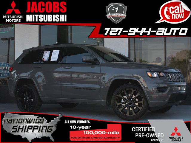 Used 2019 Jeep Grand Cherokee in New Port Richey, FL