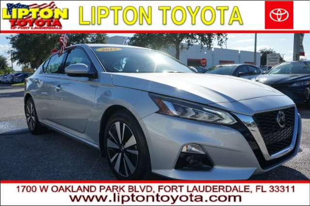 Used 2019 Nissan Altima in Ft. Lauderdale, FL