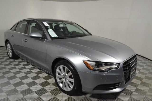 Used 2014 Audi A6 in Lynnwood, WA