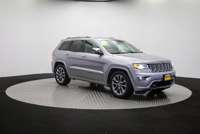 2017 Jeep Grand Cherokee for sale 122332 46