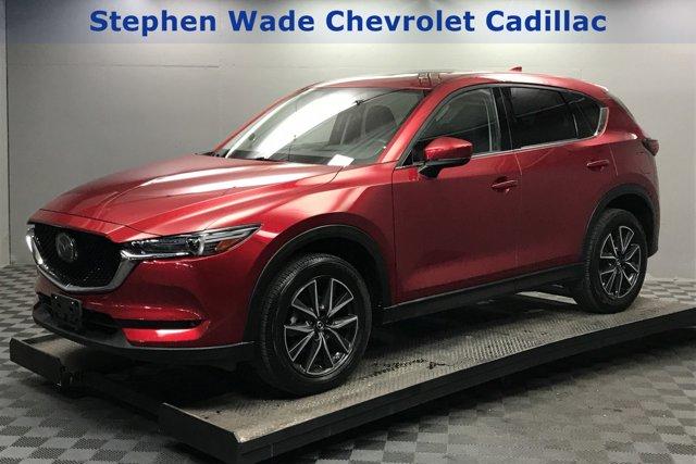 Used 2017 Mazda CX-5 Grand Touring