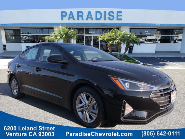 2019 Hyundai Elantra SEL SEL Auto Regular Unleaded I-4 2.0 L/122 [10]