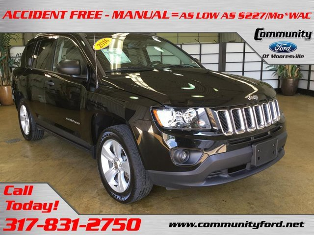 Used 2016 Jeep Compass in Bloomington, IN