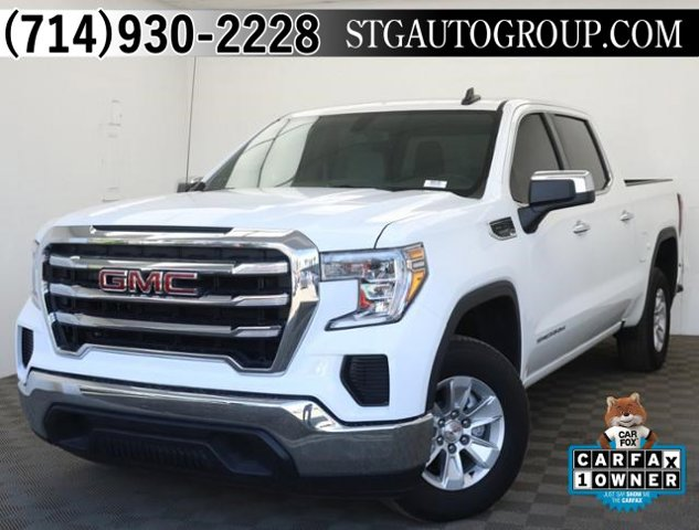 Used 2019 GMC Sierra 1500 in Ontario, Montclair & Garden Grove, CA