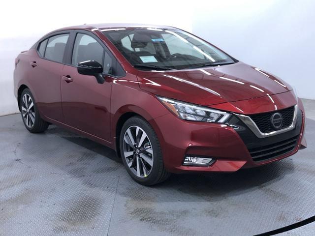 New 2020 Nissan Versa in Greenwood, IN