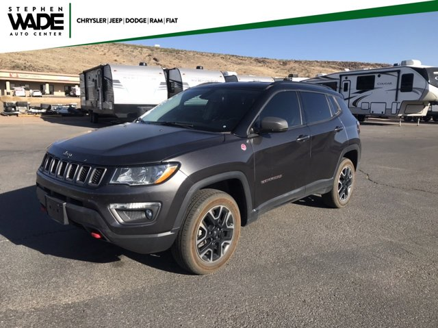 Used 2019 Jeep Compass Trailhawk