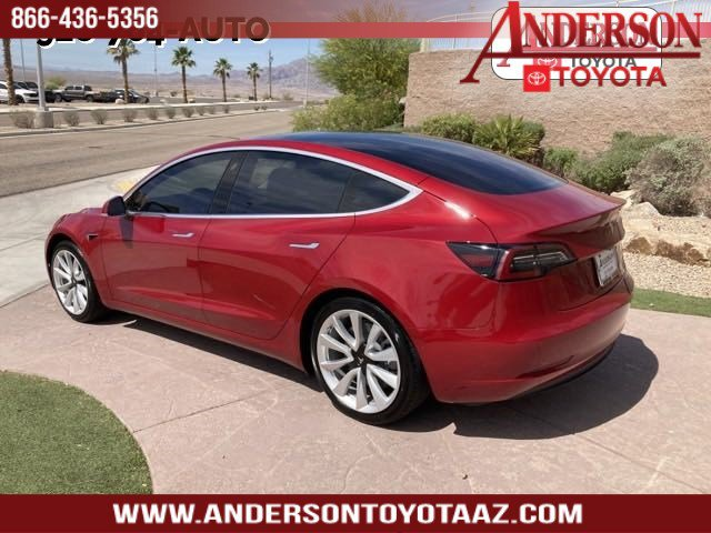 2019 Tesla Model 3 Standard Range Plus RWD