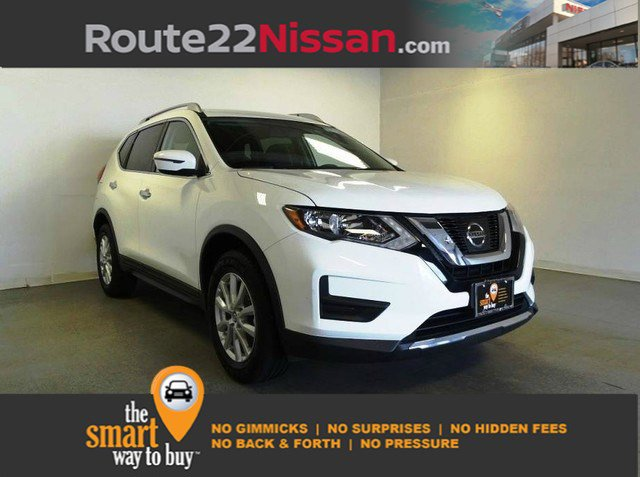 2017 Nissan Rogue SV 2017.5 AWD SV Regular Unleaded I-4 2.5 L/152 [6]
