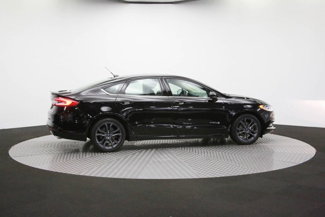 2018 Ford Fusion Hybrid for sale 124604 38