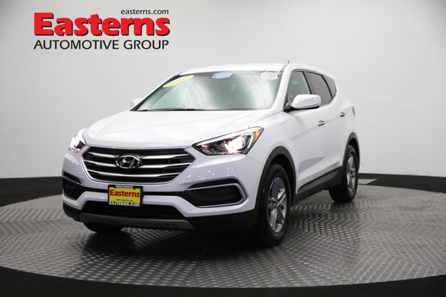 2018 Hyundai Santa Fe Sport 124332 0