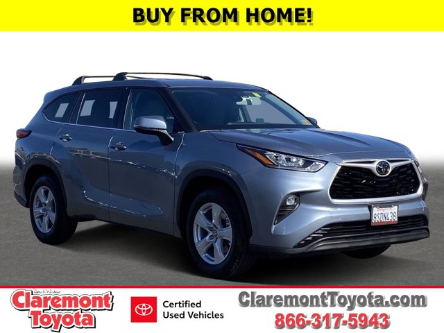 2020 Toyota Highlander LE V6 L FWD Regular Unleaded V-6 3.5 L/211 [8]