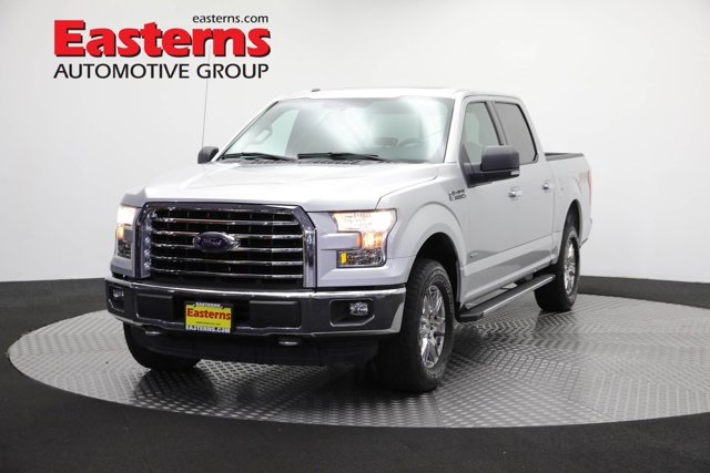 2016 Ford F-150 XLT Luxury FX4 Off-Road Crew Cab Pickup