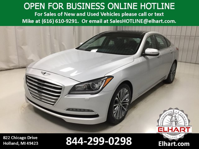 Used 2016 Hyundai Genesis in Holland, MI