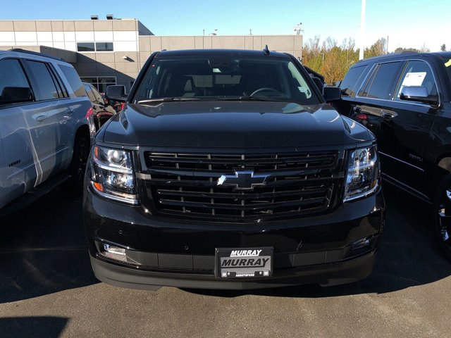 Chevrolet Tahoe Premier Vehicle Details Image