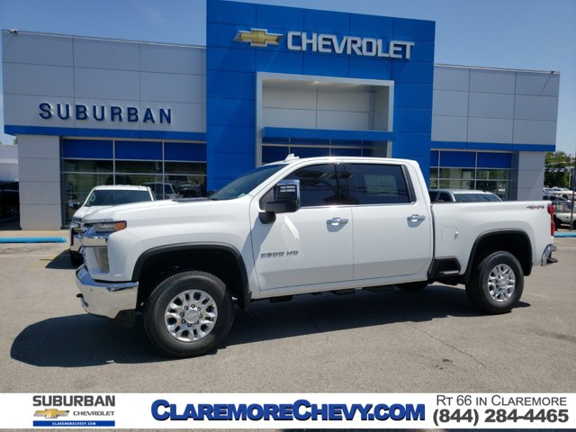 New 2020 Chevrolet Silverado 2500HD in Claremore, OK