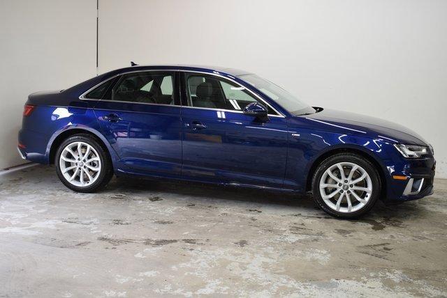 New 2019 Audi A4 in Lynnwood, WA