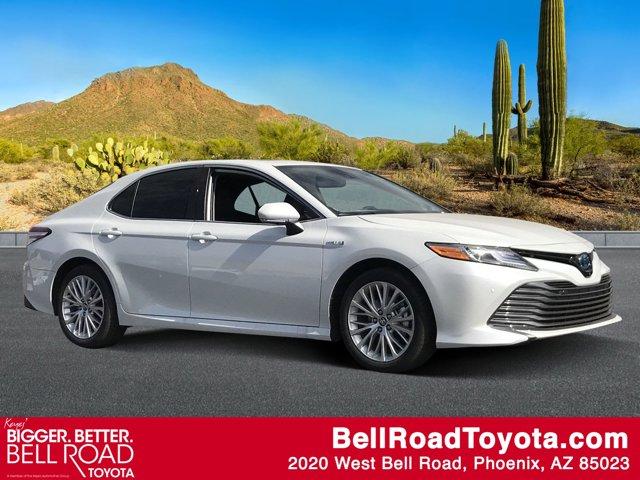New 2020 Toyota Camry Hybrid in Phoenix, AZ