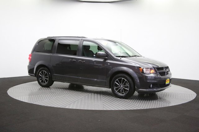 2018 Dodge Grand Caravan for sale 123668 43