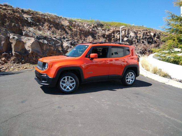 Used 2017 Jeep Renegade in Prescott Valley, AZ