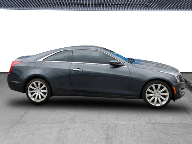 Used 2016 Cadillac ATS Coupe in Miami, OK