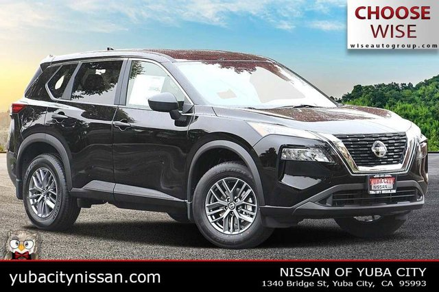 2021 Nissan Rogue S FWD S Regular Unleaded I-4 2.5 L/152 [5]