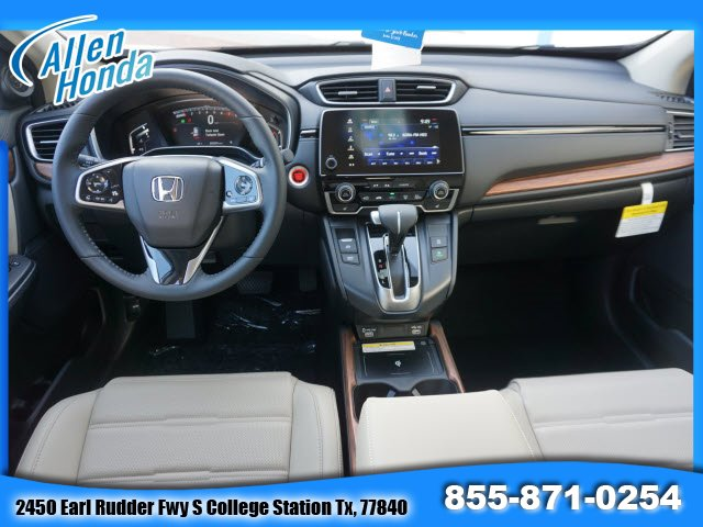 New 2020 Honda CR-V in College Station, TX