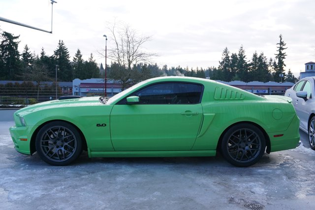 Used 2013 Ford Mustang 2dr Cpe GT