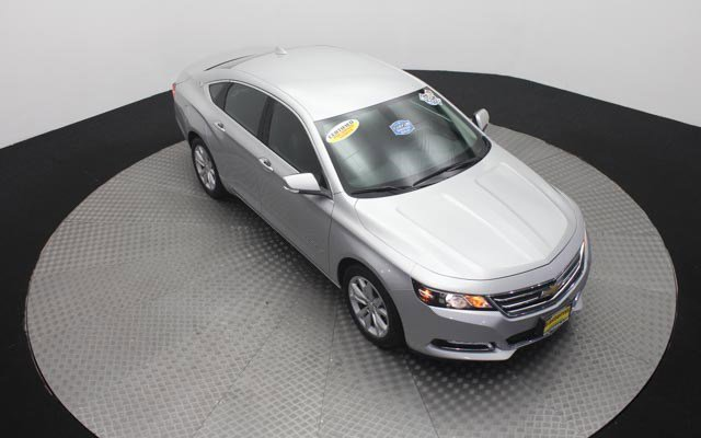 2018 Chevrolet Impala for sale 122677 2