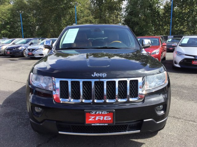 Used 2012 Jeep Grand Cherokee 4WD 4dr Overland