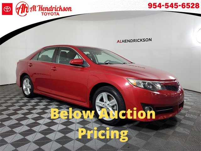 Used 2014 Toyota Camry in Coconut Creek, FL