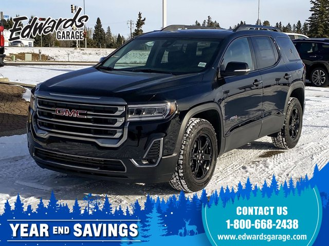 2021 GMC Acadia AT4 Htd Lthr Pro Safety Plus Sunroof Bose System AWD 4dr AT4 Gas V6 3.6L/ [0]