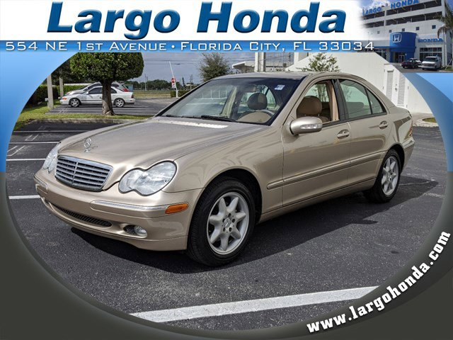 Used 2004 Mercedes-Benz C-Class in Florida City, FL