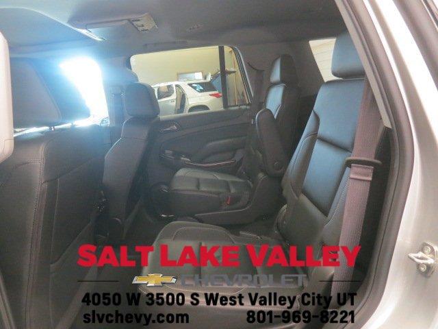 Used 2017 GMC Yukon 4WD 4dr SLT