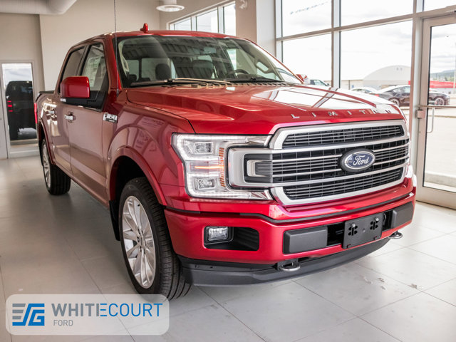 2020 Ford F-150 Limited 4WD SuperCrew Limited 4WD SuperCrew 5.5′ Box Twin Turbo Regular Unleaded V-6 3.5 L/213 [0]